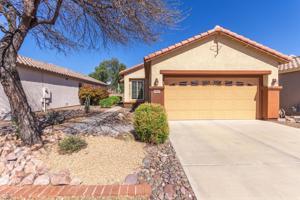 7522 W Wandering Coyote Drive Tucson, Az 85743