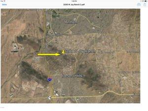 3200 W Joy Ranch Road Lot - Desert Hills, Az 85086