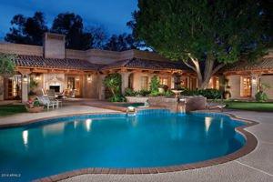 3410 E Rancho Drive Paradise Valley, Az 85253