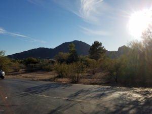 6001 E Cactus Wren Road Lot '-' Paradise Valley, Az 85253