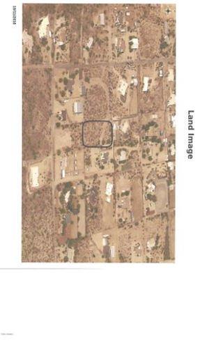 W Blue Eagle Lane Lot - Desert Hills, Az 85086