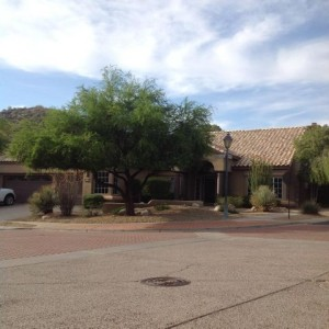 2446 E Desert Willow Drive Phoenix, Az 85048