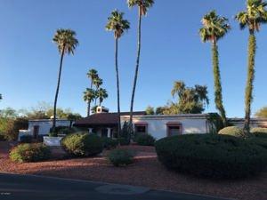 6954 E Caballo Drive Paradise Valley, Az 85253