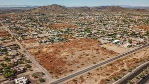 25xx W Desert Hills Drive Lot - Phoenix, Az 85086