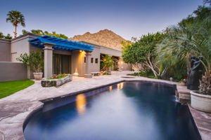 7020 N Desert Fairways Drive Paradise Valley, Az 85253