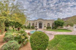 4900 E Desert Fairways Drive Paradise Valley, Az 85253