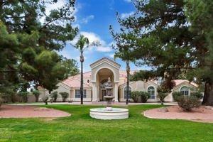 7158 E Caballo Circle Paradise Valley, Az 85253