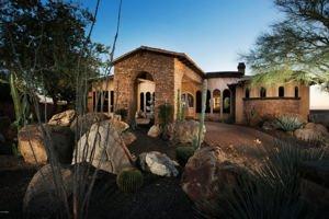 11861 E Desert Trail Road Scottsdale, Az 85259