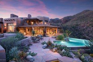 6799 N Rattlesnake Canyon Road Tucson, Az 85750
