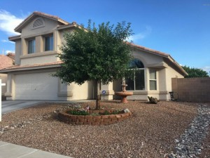 9810 E Golden Currant Drive Tucson, Az 85748