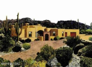 7858 N Ancient Indian Drive Tucson, Az 85718