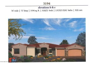 4245 W Cornerstone Court Marana, Az 85658