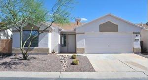 8540 N Winchester Creek Drive Tucson, Az 85742