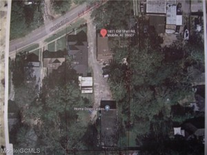 1811 Old Shell Road Mobile, Al 36607