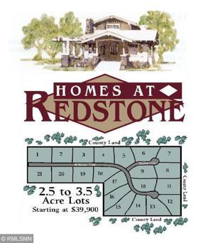 Lot 12 Redstone Trail Pequot Lakes, Mn 56472