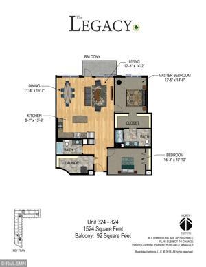 1240 2nd Street S Unit 824 Minneapolis, Mn 55415