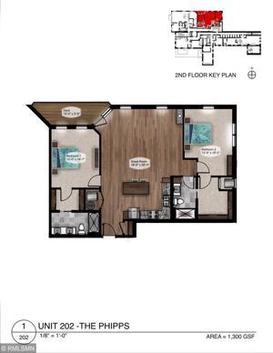 517 2nd Street Unit 202 Hudson, Wi 54016