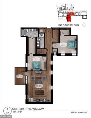 517 2nd Street Unit 204 Hudson, Wi 54016