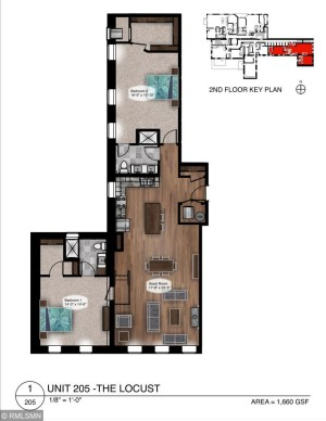 517 2nd Street Unit 205 Hudson, Wi 54016