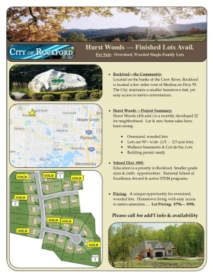 6017 Little Creek Lane Rockford, Mn 55373