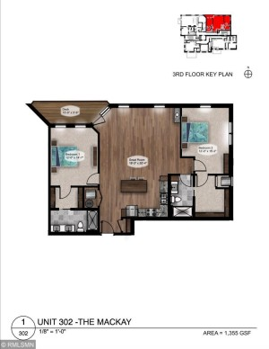 517 2nd Street Unit 302 Hudson, Wi 54016