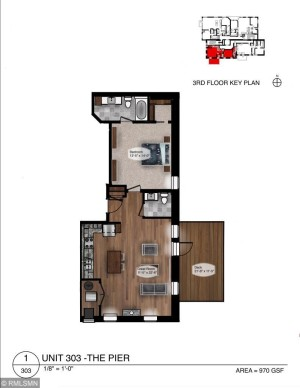 517 2nd Street Unit 303 Hudson, Wi 54016