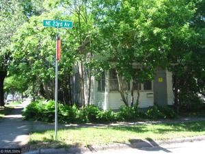 1124 23rd Avenue Ne Minneapolis, Mn 55418