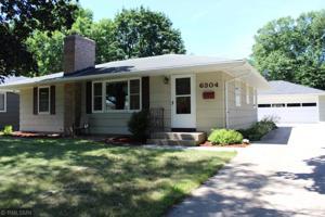 6304 Sheridan Avenue S Richfield, Mn 55423