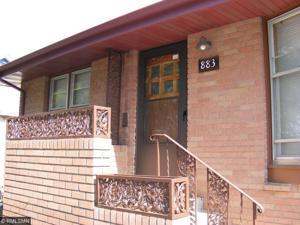 883 Scheffer Avenue Saint Paul, Mn 55102