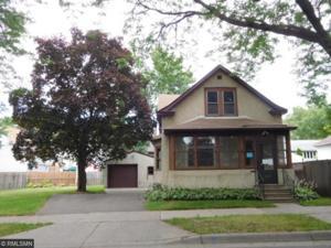 1261 Bush Avenue Saint Paul, Mn 55106