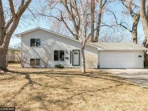 4110 Cleveland Street Ne Columbia Heights, Mn 55421