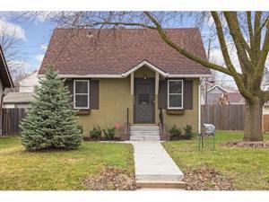 3830 Upton Avenue N Minneapolis, Mn 55412
