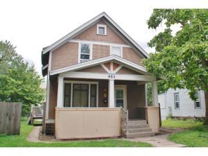 453 Fry Street Saint Paul, Mn 55104