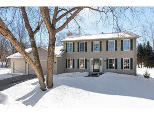 252 Cottonwood Drive Vadnais Heights, Mn 55127