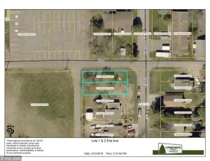 Lots 1 & 2 Erie Ave Crosby, Mn 56441