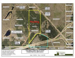Tbd Sorenson Lake Road Center Twp, Mn 56465
