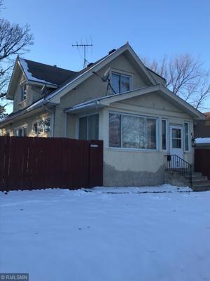 3543 Colfax Avenue N Minneapolis, Mn 55412