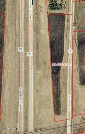Xxxx N County Rd. 9 Willmar, Mn 56201