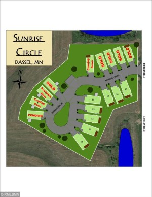 1013 Sunrise Circle Dassel, Mn 55325