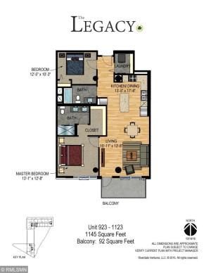 1240 2nd Street S Unit 1123 Minneapolis, Mn 55415