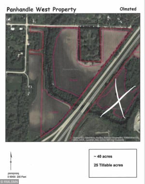 Xxx 120th Street Sw High Forest Twp, Mn 55976