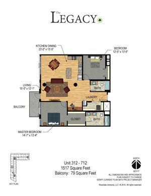 1240 2nd Street S Unit 612 Minneapolis, Mn 55415
