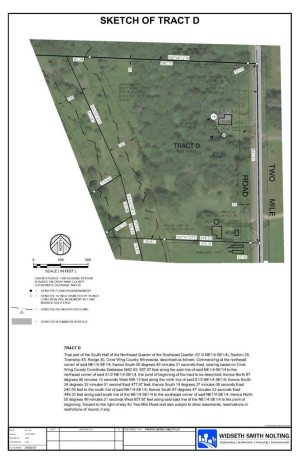 Tract D State Hwy 25 Oak Lawn Twp, Mn 56401
