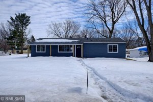 9951 Palm Street Nw Coon Rapids, Mn 55433