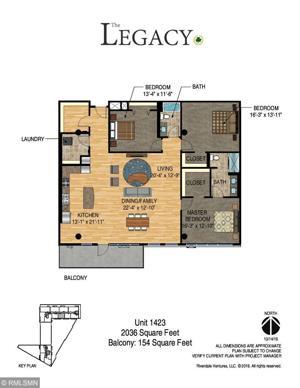 1240 2nd Street S Unit 1423 Minneapolis, Mn 55415