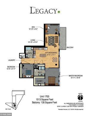 1240 2nd Street S Unit 1703 Minneapolis, Mn 55415