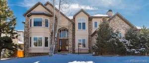9404 South Shadow Hill Circle Lone Tree, Co 80124