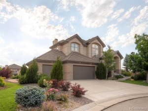 9571 East Silent Hills Place Lone Tree, Co 80124