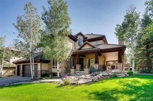 9542 East Silent Hills Place Lone Tree, Co 80124