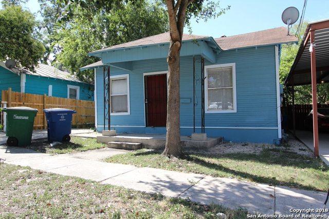 322 Utah St San Antonio, Tx 78210